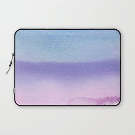 Bisexual Watercolor Wash Laptop Sleeve