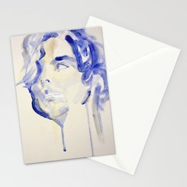 Ian Blue Stationery Cards