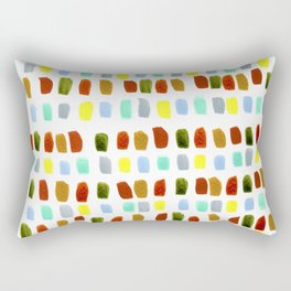 South West France Countryside Rectangular Pillow