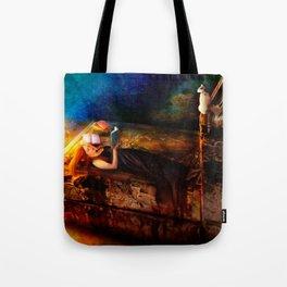 Ex Libris - A Book Lover's Dream Tote Bag