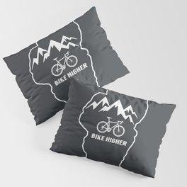 Bike Higher Pillow Sham