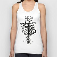 stark Tank Tops featuring Stark  by CrookedHeart