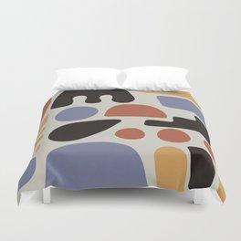Shapes & Colors Duvet Cover