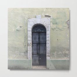 The Doors of Merida XVIII Metal Print
