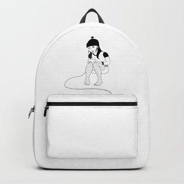 Gamer Girl Backpack