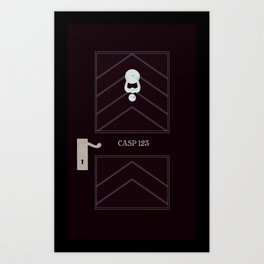 CASP 123 Art Print