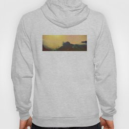 Mountains and Clouds Hoody