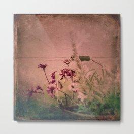 Floral Joy Metal Print
