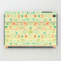 tribal iPad Cases featuring Tribal by Sunshine Inspired Designs