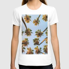 Palm trees overload T-shirt