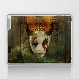 Surrealistic Venetian Mask Laptop & iPad Skin