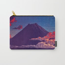 A Sunset for Hara Carry-All Pouch