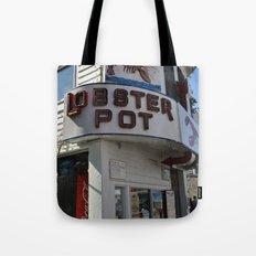 Lobster Pot Tote Bag