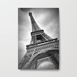 PARIS Eiffel Tower Metal Print
