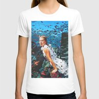 moss T-shirts featuring Kate Moss by John Turck