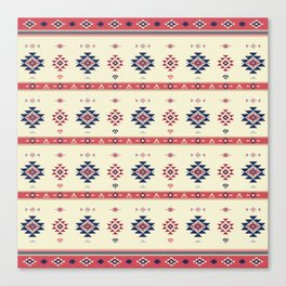 AFE Tribal Pattern2 Canvas Print