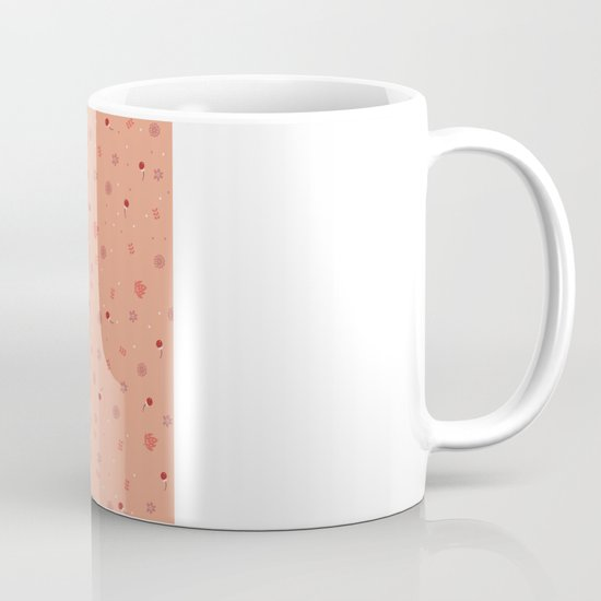 Petite Robin Red Breast Mug