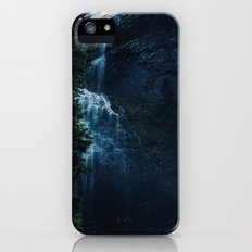 She is shy and mystic and mysterious iPhone SE Slim Case