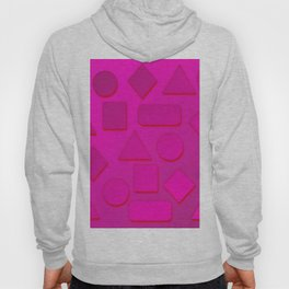 0807 Play with gradient and forms 4 ,,, Hoody