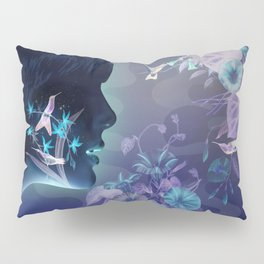 Midnight in the Garden of Good and Evil Pillow Sham
