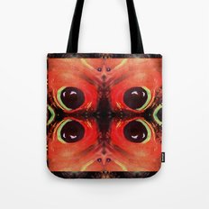 Eyes of the Universe # 7 Tote Bag