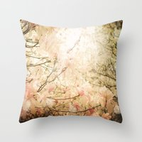 skyfall Throw Pillows featuring Skyfall by Jenndalyn