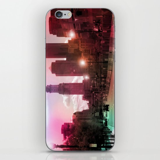 The Other Side iPhone & iPod Skin