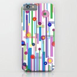 Plink (see also Plink Cherry and Plink Purple) iPhone Case