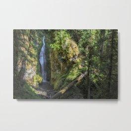 Pinard Falls Metal Print