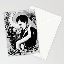 let's start a cult together Stationery Cards