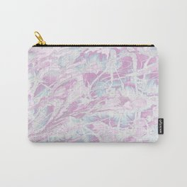 Baesic Wet Paint Purple Carry-All Pouch