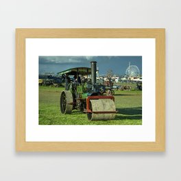 Invicta Rolling  Framed Art Print