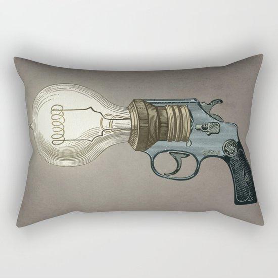 Tariff Deficit Rectangular Pillow