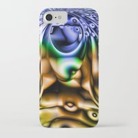 lsd iPhone & iPod Cases featuring LSD by Robin Curtiss