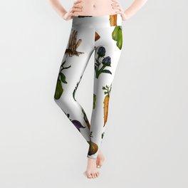 Healthy veggies Leggings