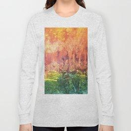 Fields of Fire Long Sleeve T-shirt