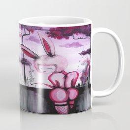 Bunny Bond Bone Coffee Mug