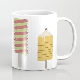 Retro Ice-Creams Coffee Mug