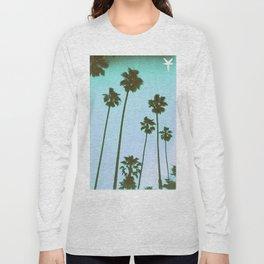 California Sunrise Long Sleeve T-shirt