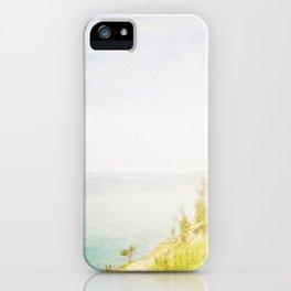 Dream Big Hillside iPhone Case