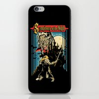 castlevania iPhone & iPod Skins featuring Symphony of the night by MeleeNinja