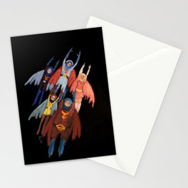 Flying! Stationery Cards