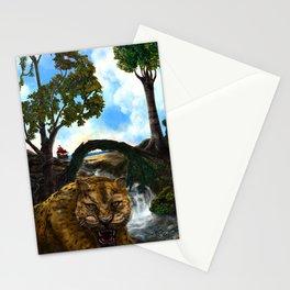 The Jaguar Guardian Stationery Cards