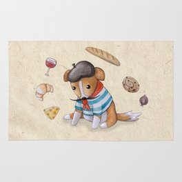Chiot Tentaculaire Rug