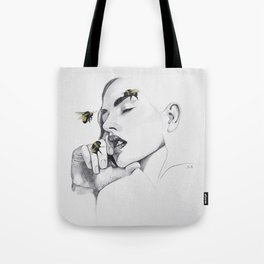 Do Not Disturb - The Moments Of Calm #3 Tote Bag