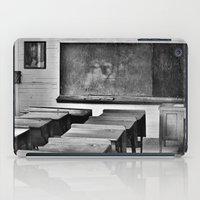 old school iPad Cases featuring Old School by SilverSatellite