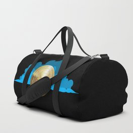 Crypto Sky Duffle Bag