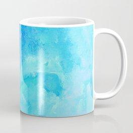 Blue abstract one Coffee Mug