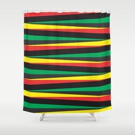 Rasta Passion Shower Curtain