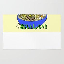 Ramen Oishii Rug